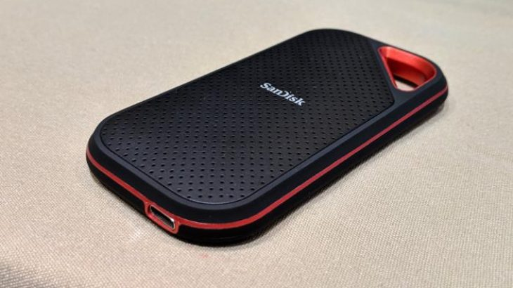 Me SSD e jashtme të SanDisk mund të editoni video në të