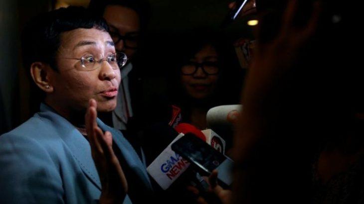 """Arrestohet një gazetare në Filipine për """"shpifje kibernetike"""""""