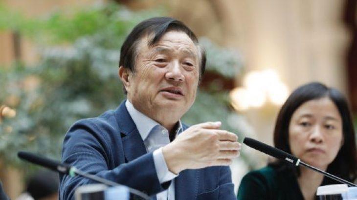 Huawei kurrë nuk do të përgjonte SHBA thotë themeluesi i kompanisë