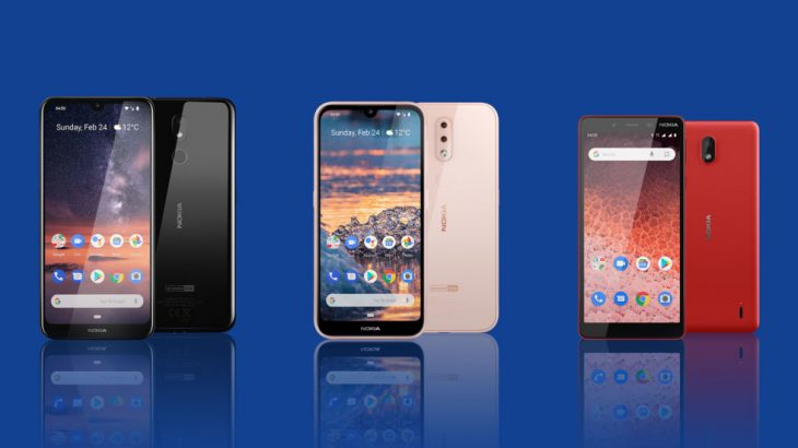 Telefonët e rinj Nokia sjellin dizajne moderne për më pak se 170 dollarë