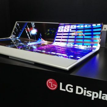 LG tërhiqet nga planet për lançimin e një telefoni me ekran që paloset