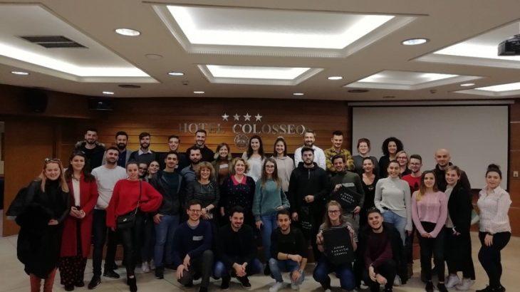 Ekspertë Sllovakë sjellin në Shqipëri Akademinë Kreative për të promovuar inovacionin