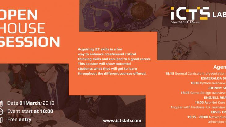 ICTSlab organizon një Sesion Informativ me të rinjtë e qytetit të Tiranës