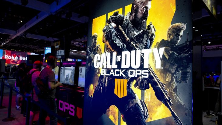 """Efekti """"Fortnite"""" po shkatërron studiot e mëdha të video lojërave"""