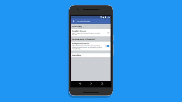 Ja sesi të çaktivizoni gjurmimin e vendndodhjes suaj nga Facebook