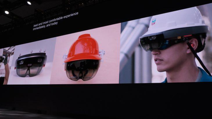 Microsoft prezanton pajisjen 3,500 dollarëshe të realitetit virtual HoloLens 2