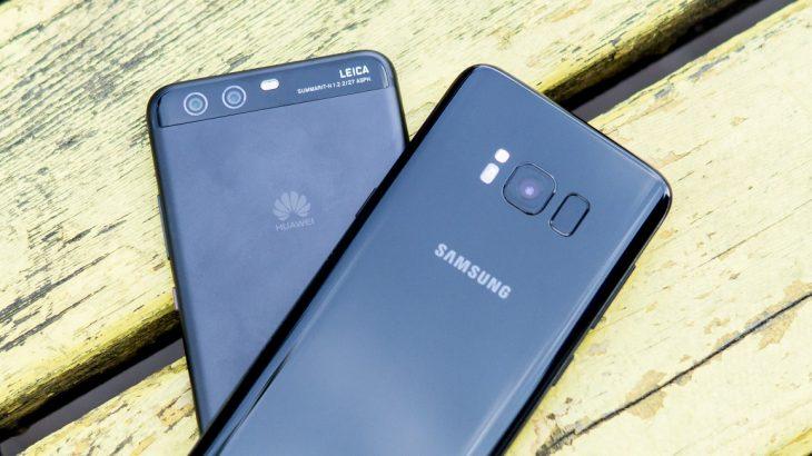 """""""Armëpushim"""" mes dy gjigandëve të elektronikës Samsung dhe Huawei"""