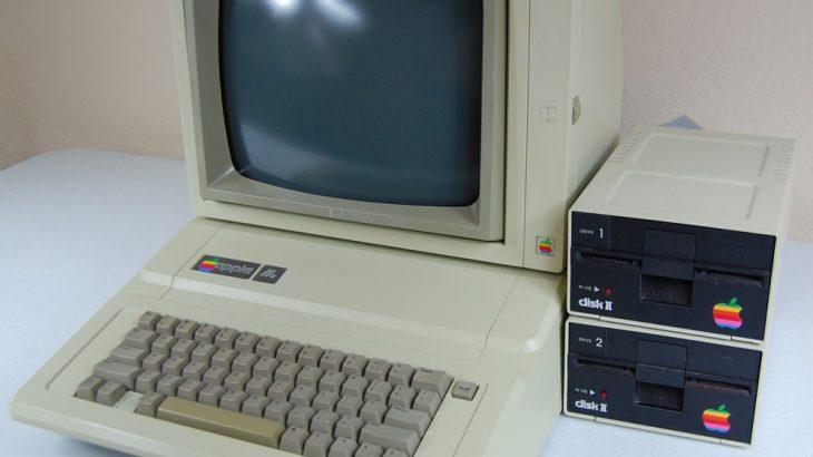 30 vite kanë kaluar dhe ky kompjuter Apple IIe ende funksionon