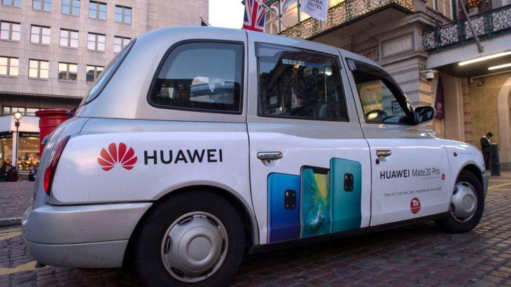 Britania nuk dëshiron të bllokojë pajisjet e rrjeteve 5G të Huawei