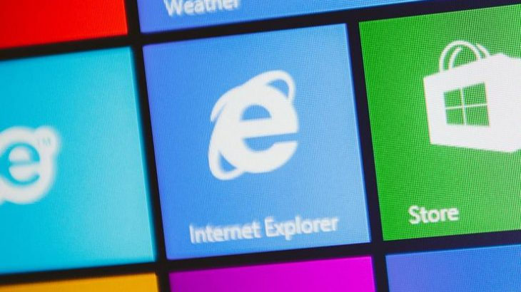 Microsoft e urren Internet Explorer po aq sa ju