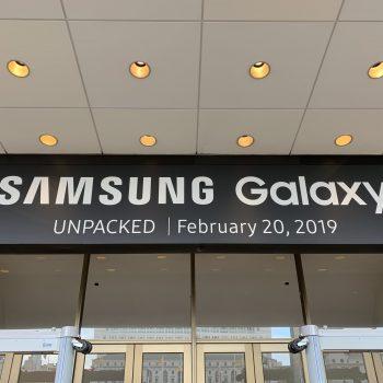 Liveblog: Samsung prezanton Galaxy S10 dhe Galaxy Fold