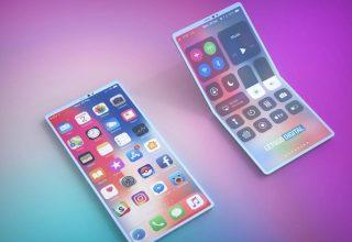 Apple bëhet pjesë e garës së telefonëve me ekrane që palosen