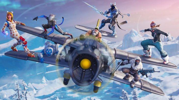 Sezoni i 8-të i Fortnite lejon ringjalljen por largon aeroplanët