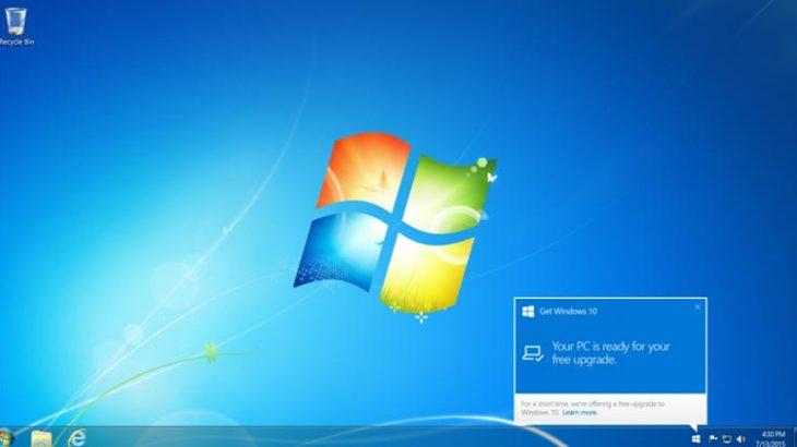 Windows 10 e instaluar në gjysmën e kompjuterëve me sistemin operativ të Microsoft