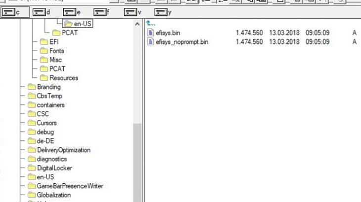 Microsoft sjell nostalgji me File Manager e 1990