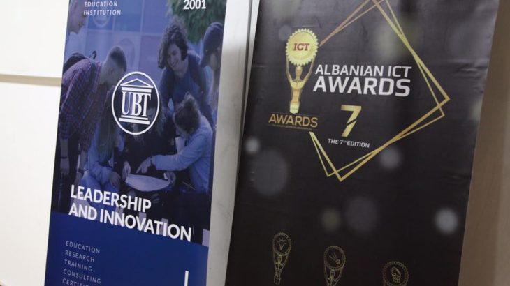 ICT Awards fton studentët e UBT ti bashkohen edicionit të 7-të garës