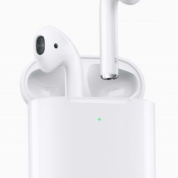 Apple lançoi gjeneratën e dytë të AirPods