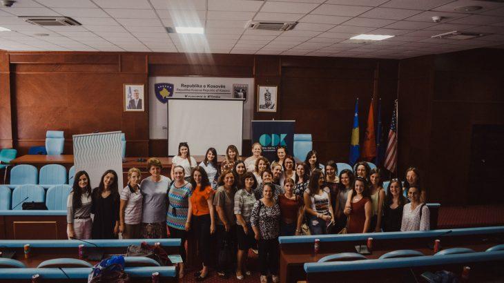 """Lansimi i Zgjidhjes Digjitale """"EduPerformanca"""" të Projektit Tech4Policy"""