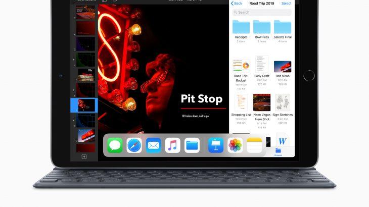 Apple risjell iPad Air në treg me një version 10.5-inç