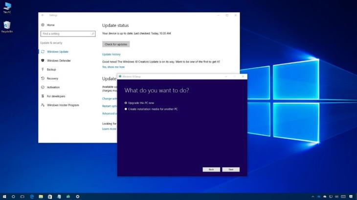 Microsoft paralajmëron 800 milionë përdoruesit e Windows 10