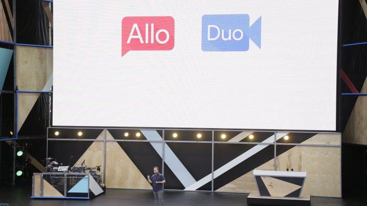 Aplikacioni i komunikimit Google Allo jep sot lamtumirën