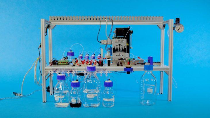 Microsoft ka ndërtuar një pajisje që ruan informacionin në ADN
