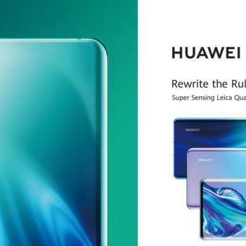 Ja sesi Huawei P30 do të ngjajë