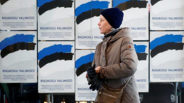 Zgjedhjet Parlamentare në Estoni, gjysma e votave u hodhën online