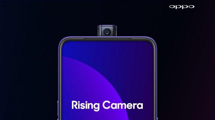 Oppo thotë se kamera e motorizuar selfie u mbijeton 100 përdorimeve në ditë për 6 vite