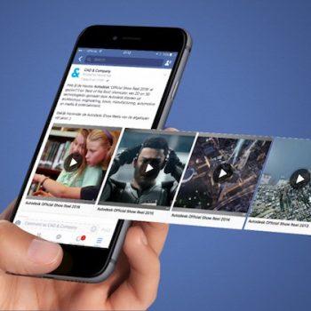 Videot janë formati me angazhimin më të lartë në Facebook