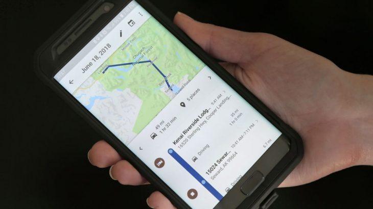 """Funksioni i ri i Google Maps u shpëton """"kokën"""" shoferëve"""