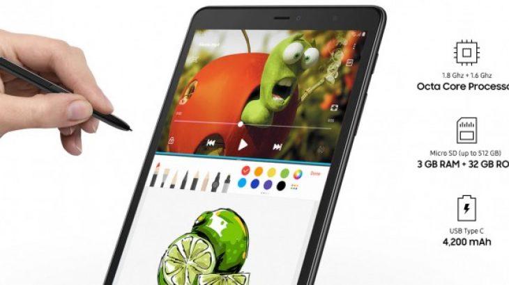 Samsung prezanton në fshehtësi Galaxy Tab A 8-inç