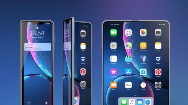 Apple ka tjetër ide për telefonët me ekrane që palosen