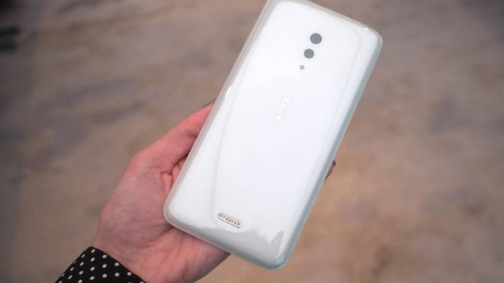 Njihuni me telefonin pa porta Vivo Apex 2019