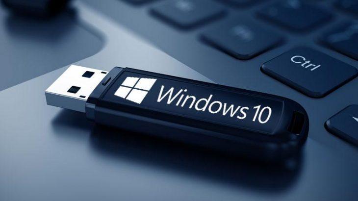 Windows 10 nuk do të instalohet në kompjuterët që kanë në përdorim USB apo karta SD
