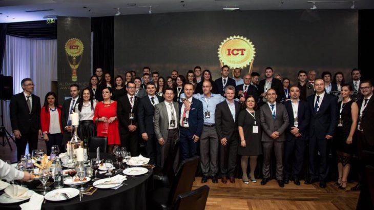 Të Marten zbulohen fituesit e edicionit të 7-të të Albanian ICT Awards