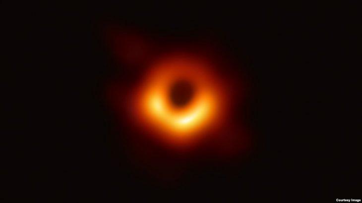 Fotografohet për herë të parë një vrimë e zezë
