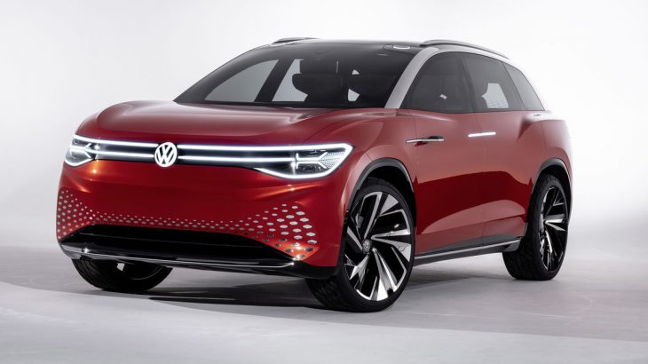 Njihuni me makinën më të re elektrike të Volkswagen ID Roomzz