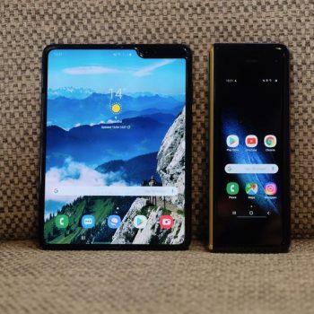 Çfarë fshihet në brendësi të Samsung Galaxy Fold?