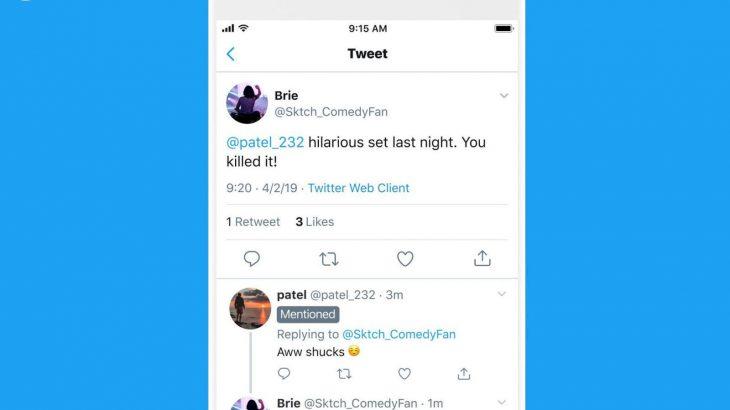 Twitter eksperimenton etiketa të reja për grupet e cicërimeve
