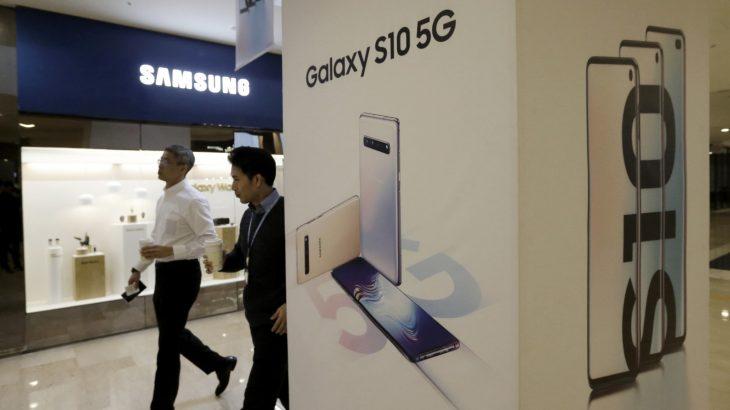 Fitimi i Samsung bie me 60%