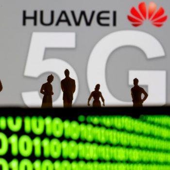 "Britania i hap dyert ""Huawei"""