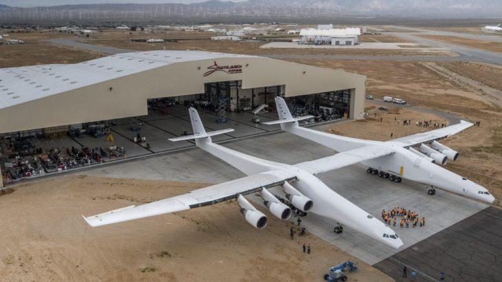 Fluturon për herë të parë aeroplani më i madh në botë