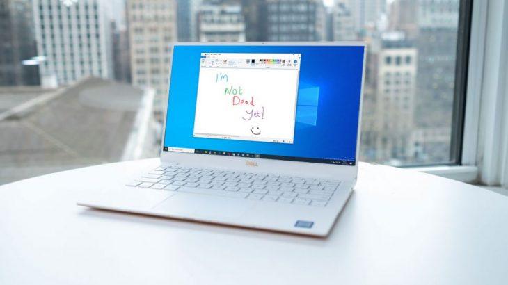 Microsoft Paint do të mbetet pjesë e Windows 10