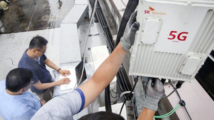 Koreja e Jugut vendi i parë në botë që lançon zyrtarisht 5G