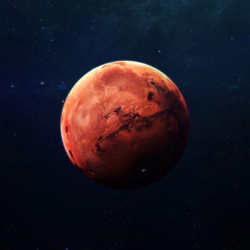 NASA regjistron zhurma në brendësi të planetit Mars