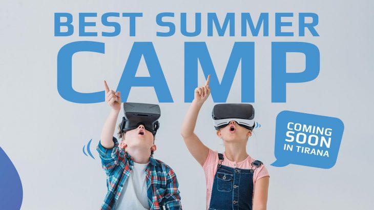 Qendra Laboratorike ICTSlab organizon për fëmijët 7-14 vjeç ICT Summer Bootcamp