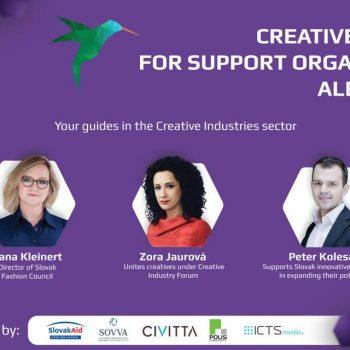 Eksperienca Sllovake e industrive kreative në Tiranë për të promovuar potencialin inovativ Shqiptar