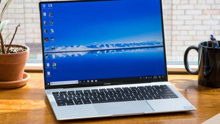 Microsoft ndalon shitjet e laptopëve Huawei