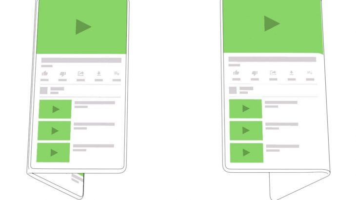 Edhe Google është duke punuar në telefonët me ekrane me palosje